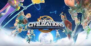 تحميل لعبة Rise of Civilizations للموبايل 2019
