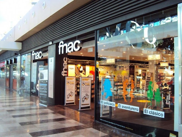 Shopping La Gavia em Madri