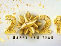 Selamat Datang 2021 dan Selamat Tahun Baru