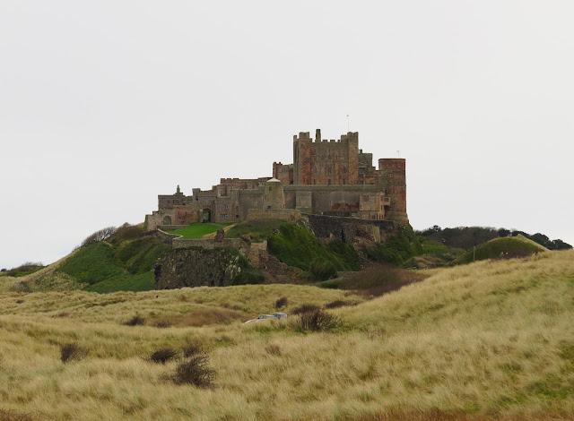 Bamburgh Castle - Bamburgh, Northumberland