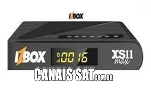 Izbox XS 11 Max Atualização V13.01.09 - 12/01/2021