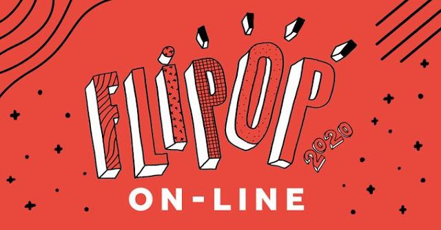 Flipop 2020 vai ser online!