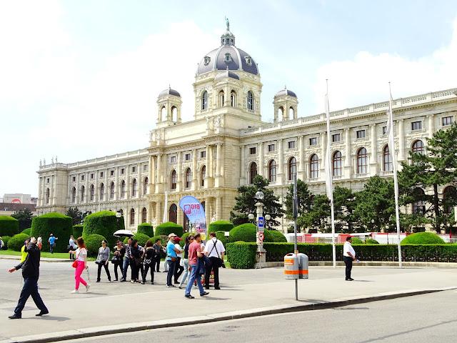 Wiedeń na weekend - zwiedzanie