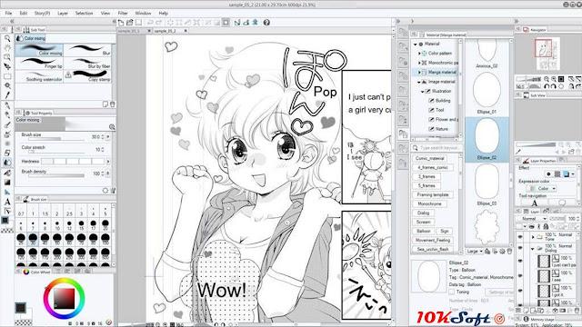 Clip Studio Paint Pro Direct Download Link