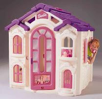 Step2 Barbie Playhouse