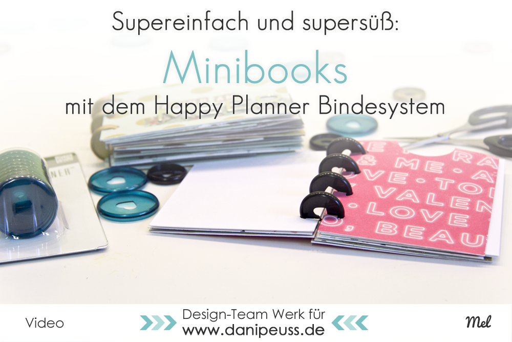 Mambi Happy Planner Rings