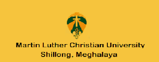 Martin Luther Christian University Result 2019 MLCU Shillong Result