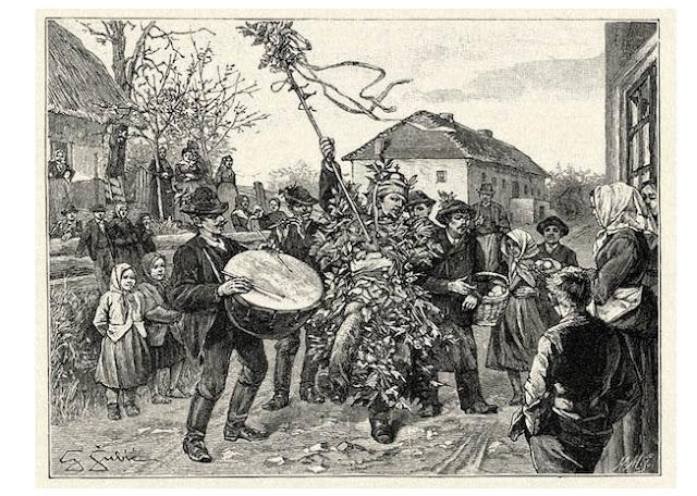 Οι Πόντιοι Αργολίδας αναβιώνουν την «Κουσκουβάρα» στην κεντρική πλατεία του Άργους