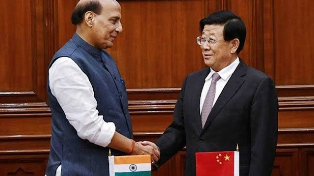 First India-China High Level meeting on Bilateral Security Cooperation