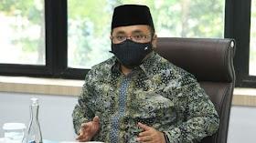 Menag Yaqut Diusir saat Hadir ke Riau? Ini Faktanya...