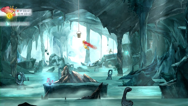 Child of Light Free Download Photo