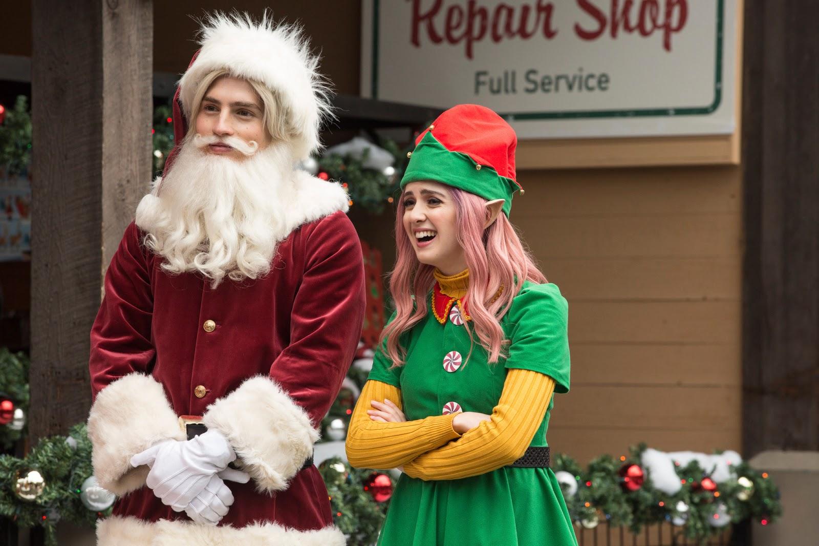 Warner Bros. Top Pick of the Week- A Cinderella Story: Christmas Wish: