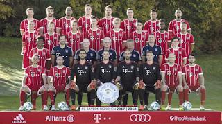 Bayern campeão 2018