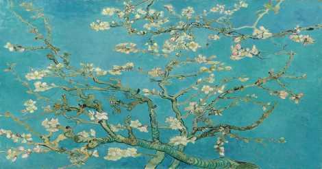 Almond Blossom, Saint Remy de Provence, Februari 1890