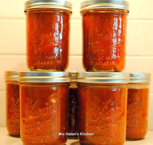 Garden To Table Canned Stewed Tomatoes at Miz Helen's Country Cottage