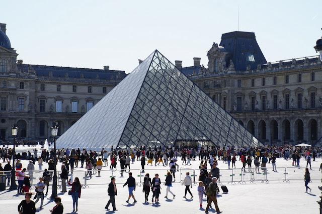 Vale a pena visitar Paris?