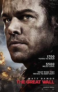 The Great Wall - Poster & Trailer