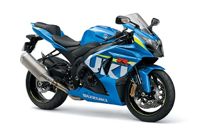 New Suzuki GSX-R1000 Side look HD wallpaper