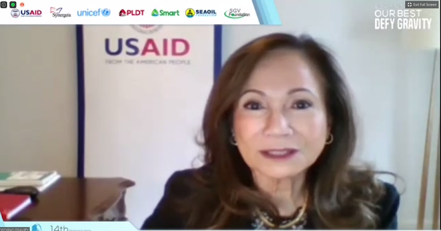 USAID Acting Administrator lauds 3M Filipino students reached through U.S.-Philippine Partnership