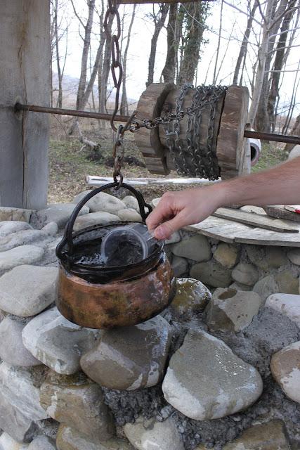 well water in Georgia