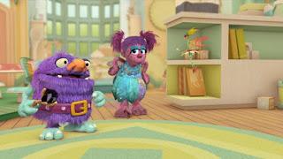 Sesame Street Episode 4273
