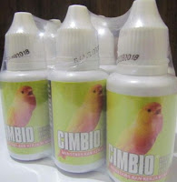 Vitamin Burung Kenari Cimbio