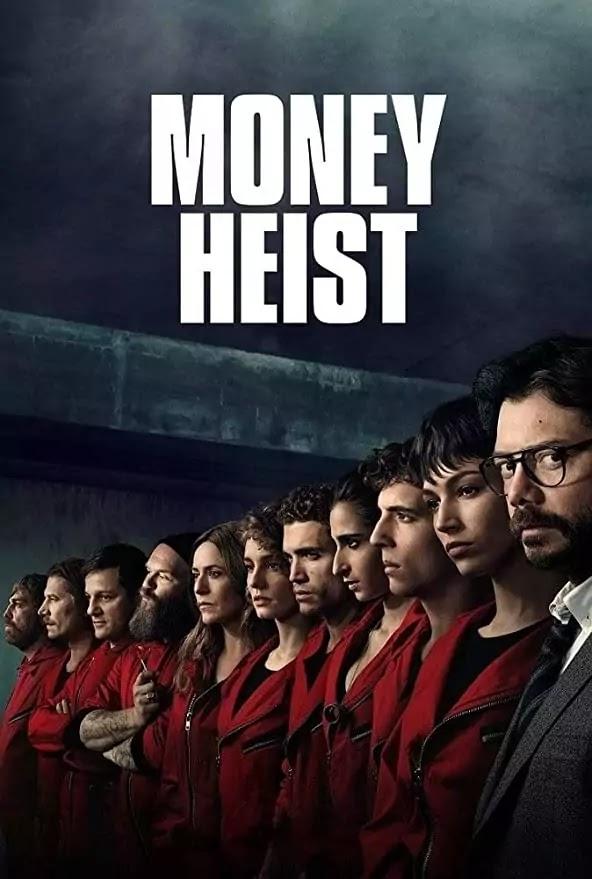 Download Netflix Series Money Heist Season 1 Hindi-English 480p-720p