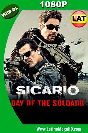Sicario: Día del Soldado (2018) Latino HD WEB-DL 1080P ()