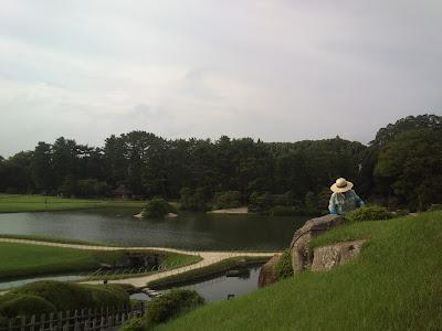 foto kourakuen okayama jepang