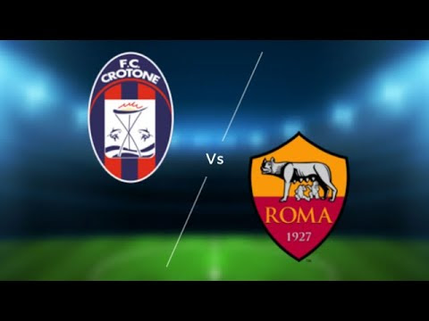 مشاهدة مباراة روما وكروتوني بث مباشر