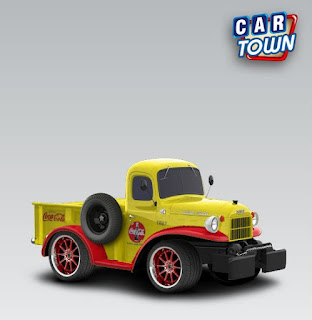 Dodge Power Wagon 1946 Coca Cola