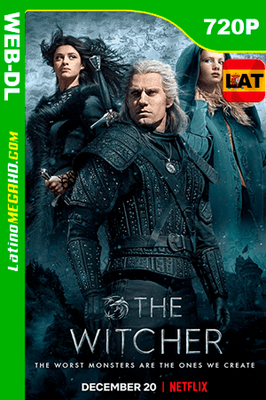 The Witcher (Serie de TV) Temporada 1 (2019) Latino HD WEB-DL 720P ()