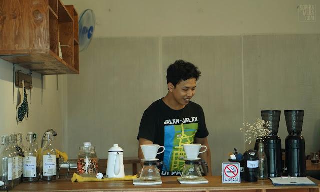 Satya nomaden coffee