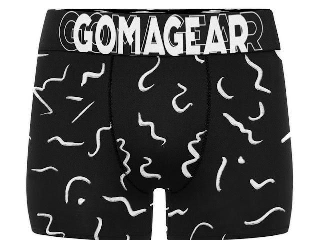 GOMAGEAR WAVES MEN BOXER BRIEF