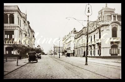 Resultado de imagen para Lima antigua. Avenida de la Colmena