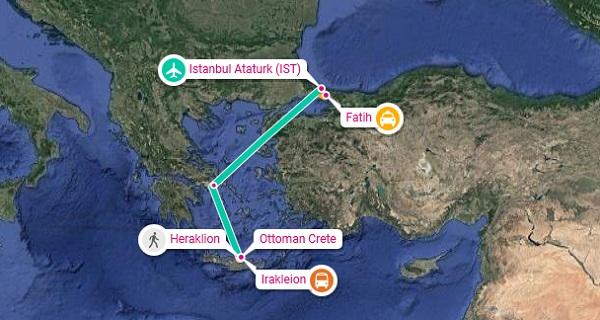 Υπόσχονται διακοπές στην «Οθωμανική Κρήτη»!