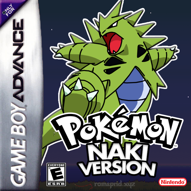 Pokemon Naki Version
