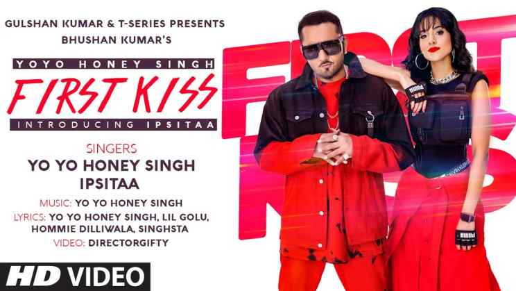 First Kiss Lyrics in Hindi