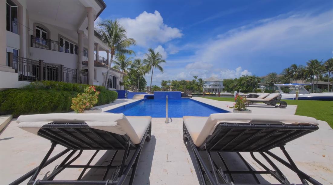 61 Interior Design Photos vs. 24 Tahiti Beach Island Rd, Coral Gables, FL Luxury Mansion Tour