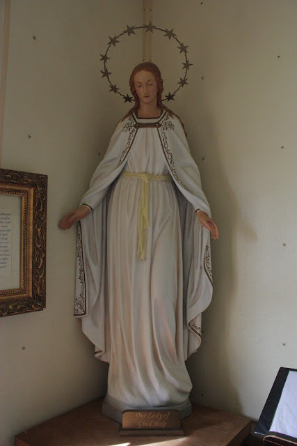 The Badger Catholic Shrine Of Our Lady Of Good Help