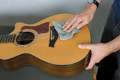 Cách bảo quản đàn Guitar bạn cần phải biết