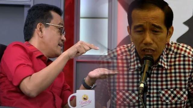 Jokowi Ogah 3 Periode, Refly: Di Periode Pertama saja Sudah Inkosisten