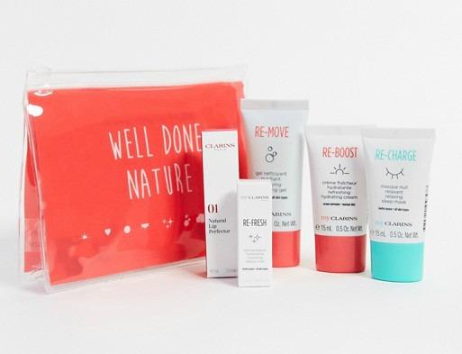 My Clarins x ASOS Exclusive Skincare Kit