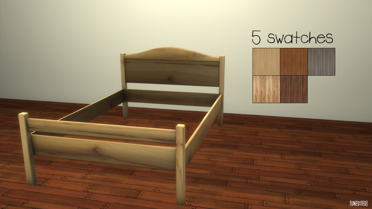 my sims 4 blog cheap eazze morrissey double bed frame by plumbpool. Black Bedroom Furniture Sets. Home Design Ideas
