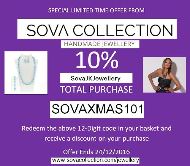 10% Discount Handmade Jewellery