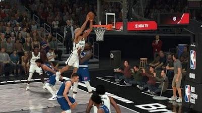 Gratis download game NBA 2K20 merupakan permainan simulasi basket yang di buat semirip mungkin dengan yang ada di kejuaraan NBA