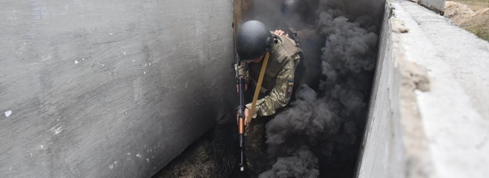 ЗСУ отримали 1100 димових гранат РДГ-55Ч