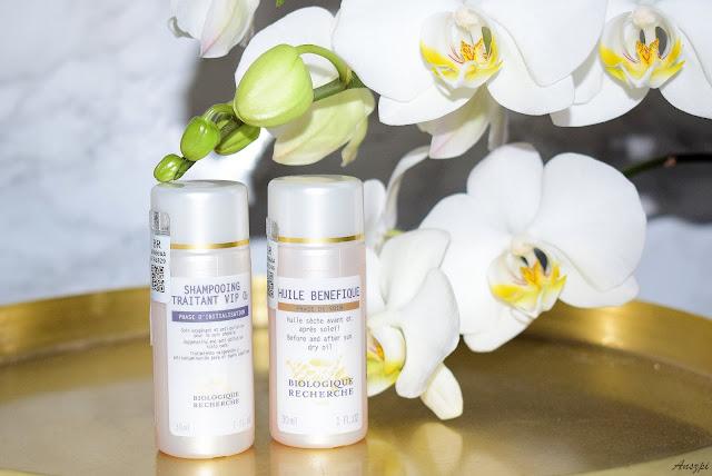 Biologique Recherche- suchy olejek do ciała i szampon dotleniający