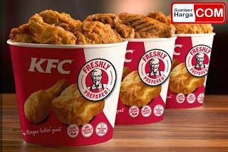 Menu KFC
