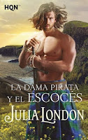 La dama pirata y el escocés, Julia London